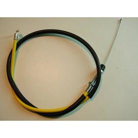 Yamaha TY 125, 175, 200 & 250 et Majesty câble de frein avant jaune