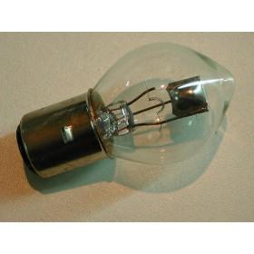 Bulb 6V 35/35w bottom diameter 20mm