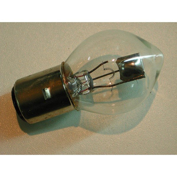 Bulb 6V 35/35w bottom diameter 20mm