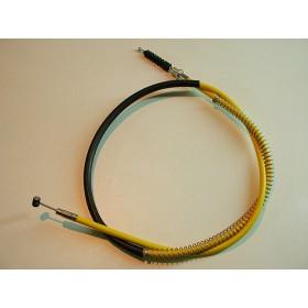 Yamaha TY 250 bi-amortisseur câble d'embrayage jaune