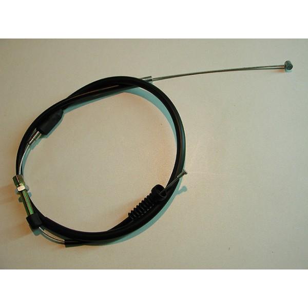 Yamaha  250 monoshock front brake cable black