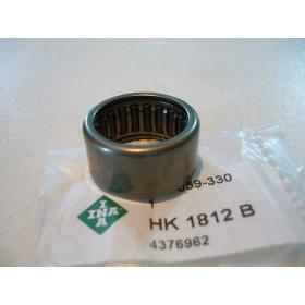 Bearing, métalic HK case 18X24X12