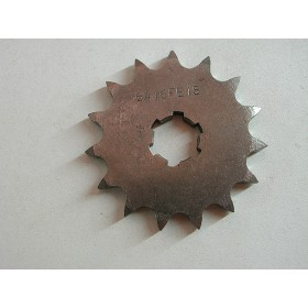 Yamaha TY125 & 175 twinshock front 15T sprocket, link size 428