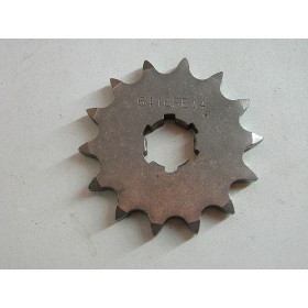 Yamaha TY125 & 175 twinshock front 14T sprocket, link size 428