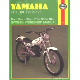 YAMAHA TY Haynes manuel