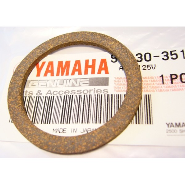 Yamaha TY 125, 175 &250  fuel cap washer