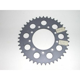Fantic Section metalic rear sprocket 41T link size 520